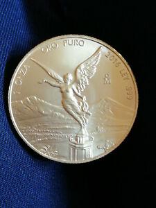 1 oz gold Mexico 2016