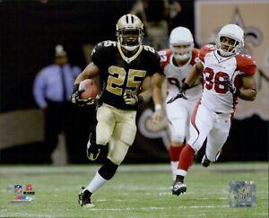 Reggie Bush New Orleans Saints NFL Licensed Unsigned Glossy 8x10 Photo E