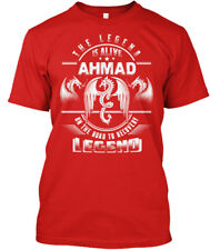 Ahmad The Legend Alive - Is On Road To Recovery Standard Unisex T-shirt