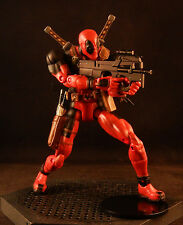 CUSTOM MARVEL LEGENDS Series VI 6 DEADPOOL - WEAPONS ACCESSORIES UPGRADE PACK 12