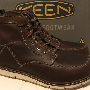 """NEW KEEN Utility San Jose 6"""" Alloy Toe Work Boot Men's Size 12 WIDE 1020055"""