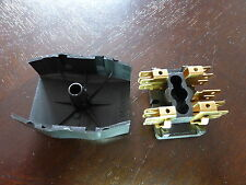 Land Rover Series 1 2 2a Genuine OEM Lucas Fuse Fusebox & Cover Brand New 606253