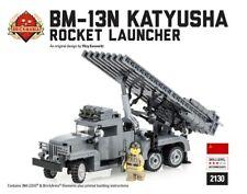 BM-13N Katyusha - Soviet Rocket Launcher - Brickmania Custom LEGO Building Set