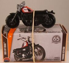 MATCHBOX POWER GRABS #89 Yahama SCR 950 Motorcycle, 2018 issue (NEW in BOX)