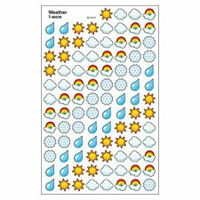 Trend enterprises, Inc. Weather superShapes Stickers, 800 ct