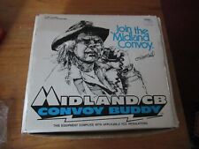 Midland Cb Convoy Buddy In Box Excellent condition
