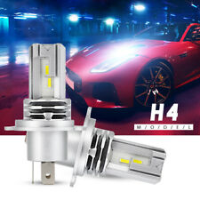 NOVSIGHT H4 LED Headlight High/Low Beam Bulb Kit 6000K  Replacement Halogen Lamp