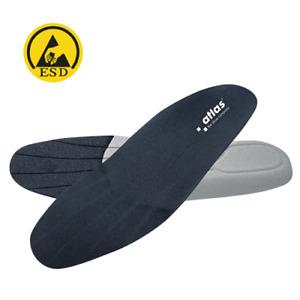 Klima-Komfort-Einlegesohle | ESD  Atlas Schuhe Zubehör Nr-9200