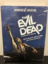 The Evil Dead (Dvd, 2007, 3-Disc Set, Ultimate Edition)