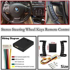 NUOVO Wireless Auto Universale Volante PULSANTE TELECOMANDO PER DVD GPS MP3