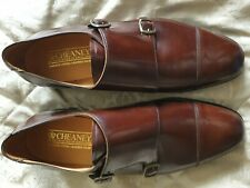 Cheaney Barrett Monk Strap shoes - UK Size 9 - Made in England