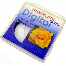 Marumi 58mm Macro X3 close-up DHG lens DHG58MAC3,London