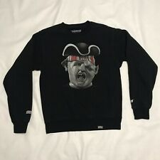 Rook X The Goonies Black Sweater Size Small