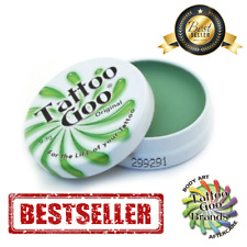 Tattoo Goo Aftercare Mini 9.3g - Salve Tin - Best Healing & Protection