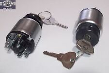 FIAT 1200 GRANLUCE - BN - SPYDER/ BLOCCHETTO ACCENSIONE/ START SWITCH