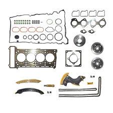 Timing Chain Kit Full head gasket kit Mercedes 1.8L M271 W203 W204 SLK E+A