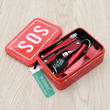 SOS de Plein Air Camping Randonnée Survie Urgence Kit Soi Assistance Équipement
