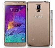 Samsung Galaxy Note 4 SM-N910F - 32GB - Gold (Unlocked) Smartphone