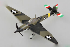 WWII GERMAN JU87D-5 102./1 1943 1/72 aircraft finished plane Easy model