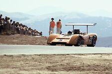 Denny Hulme, 4x6 Photograph at Laguna Seca