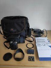 Sony Cyber-shot DSC-R1 10,3 MP Digitalkamera - Schwarz