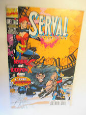 Version intégrale Serval Wolverine Numéro 41 de 1996 /Semic