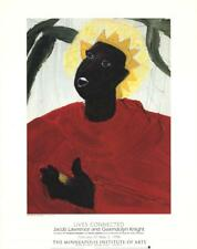 Jacob Lawrence - Pleas and Thank Yous: 100 True Stories - 1998 Lot 38