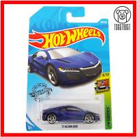 Acura NSX 17 HW Exotics Diecast 9/10 199/250 Boxed by Hot Wheels Mattel