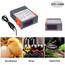 STC-1000 220V Digitale Termostato Regolatore di temperatura Riscaldamento