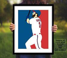BRYCE HARPER Photo Poster PHILADELPHIA PHILLIES Baseball Picture Art 8x10 11x14
