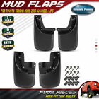 New For Toyota Tacoma 2005-2015 Splash Guards Mud Flaps WITH FENDERS FRONT&REAR <br/> ✅Fast Shipping✅1000+Sold✅USA Stock✅Premium Quality