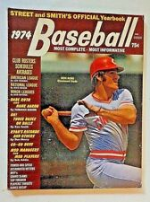 1974 Street & Smith's Baseball Yearbook