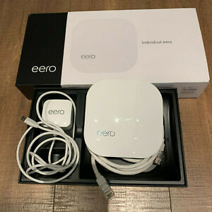 EERO Pro mesh WiFi router Amazon Great Condition with box, cables,