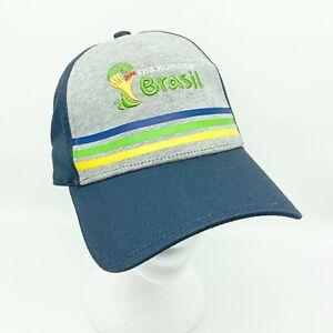 Adidas Adult One Size 2014 FIFA World Cup Brazil Baseball Cap Hat