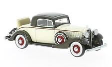 "Buick Series Sixty-Six S Sport Coupé ""Beige/Brown"" 1933 (Neo 1:43 / 46775)"