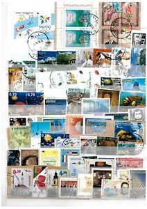 Bosnia BH Sarajevo lot stamps on fragment USED