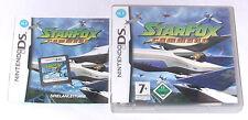 Jeu: starfox Command pour Nintendo DS + Lite + DSI + xl + 3ds + 2ds