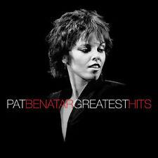 PAT BENATAR GREATEST HITS CD NEW