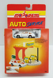 Majorette Auto Service Gas Pumps #703, Nissan
