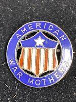 WWI American War Mothers Enamel Pin