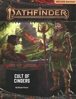 Pathfinder Adventure Path : Cult of Cinders, Paperback by Ferron, Eleanor, Li...