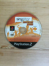 Singstar Hottest Hits for PS2 *Disc Only*