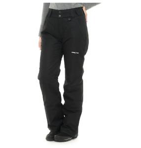 NEW Arctix Women's Snow Sports Insulated Pants, Black XXL 2XL