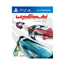 WIPEOUT OMEGA COLLECTION Playstation PS4 2017 English Chinese Pre-Owned