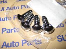 Toyota 4Runner Truck Pickup Chrome Bumper Bolt Factory Genuine OEM  Set of 4