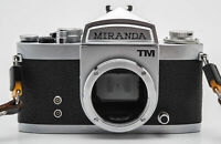 Miranda TM Gehäuse Body analoge Spiegelreflexkamera SLR Kamera