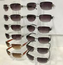 Rimless sunglasses wholesale 12 pair  #E1046