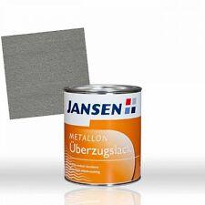 Jansen Metallon DS DB 702 ca. RAL 9007 0,75l - Metallschutzlack Metallschutzfarb