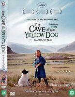 The Cave Of The Yellow Dog (2005, Byambasuren Davaa) DVD NEW