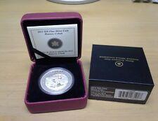 2012 1 oz Silver Canadian $20 Coin - Carmichael's Houses, Cobalt